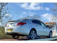 Breaking Vauxhall Insignia SRI 2.0 CDTI (bumper, door, wing, boot, head lights, injectors etc)