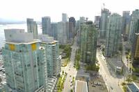 Studio For Rent at Bayview at Coal Harbour - 1529 West Pender...