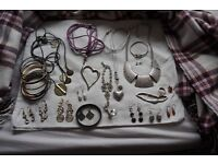 Costume Jewellery - job lot