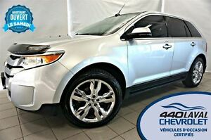 2013 Ford Edge LIMITED*CUIR*TOIT*GPS*