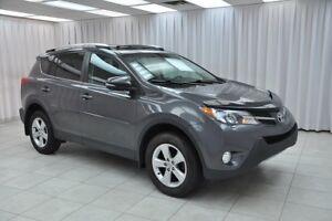 2013 Toyota RAV4 XLE AWD SUV w/ BLUETOOTH, HEATED SEATS, DUAL CL