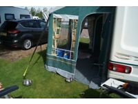 porch awning and caravan accessories