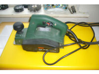 bosch 500w planer pho 15-82 with dust bag & box instrutions