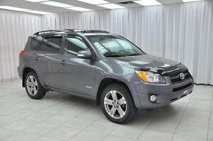 2012 Toyota RAV4 SPORT 4x4 SUV w/ BLUETOOTH, USB/AUX PORTS, SUNR