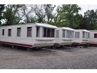 Mobile Home to rent , 28' x 10' on a secure site with CCTV, just off jct 3 of M3 Bagshot, Surrey