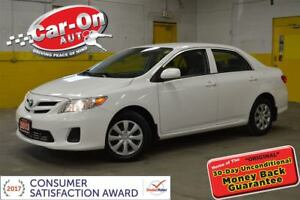 2013 Toyota Corolla CE AUTO CRUISE HEATED SEATS ONLY 28,000KMS