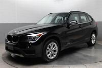 2014 BMW X1 28i AWD MAGS TOIT PANO CUIR