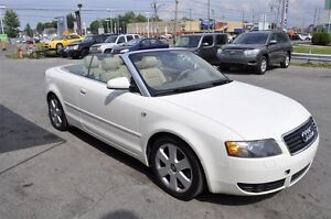 2006 Audi A4 1.8T -Automatique-Convertible