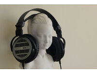 ORYGINAL CULT!!! BEYERDYNAMIC DT-880 600 Ohms!!! Headphones New Earpads BARGAIN !!!
