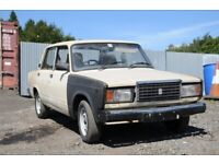 Lada, RIVA, Saloon, 1987, Manual, 1570 (cc), 4 doors