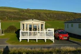 8 BERTH STATIC CARAVAN CARMARTHEN BAY,PARKDEAN RESORTS, SOUTH WALES. COMPLETE PACK, 12 MONTHS USE.