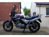 Honda CB500 1999, excellent condition, only 23K miles, full Motad, screen, rack, £1400
