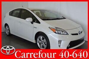 2012 Toyota Prius Hybride Touring GPS+Camera de Recul 4.0L/100 K