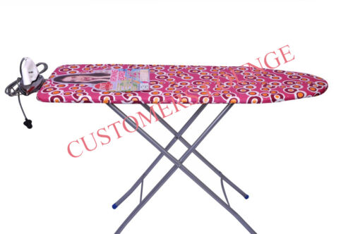TNT HEAVY DUTY Ironing Board Iron Table Press Table 18 X 48 Inch ...... available at Ebay for Rs.1399