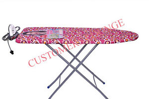 TNT HEAVY DUTY Ironing Board Iron Table Press Table heavy duty 18 X 48 Inch. available at Ebay for Rs.1399
