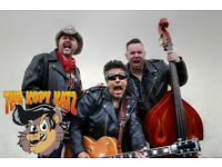 Rockabilly Double Bass Player Wanted (Estab Gigging Band)