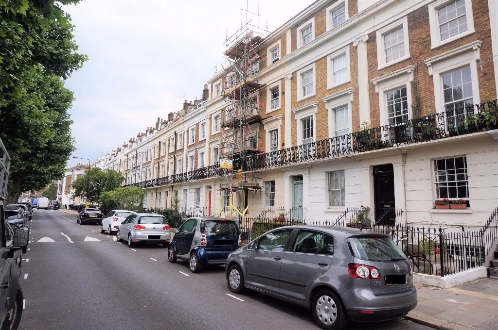 Charming One Double Bedroom Flat In Victorian Conversion, Camden, NW1 - £1,375 pcm