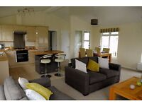 ULTIMATE 2 bed LUXURY LODGE*DECKING INC*12 Month Park*Dog Friendly*2016 Site Fees included
