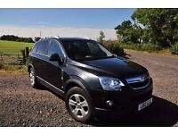 VAUXHALL ANTARA 2.4 LPG CONVERSION