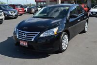 2014 Nissan Sentra 1.8 S CRUISE