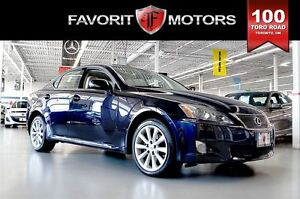 2010 Lexus IS 250 AWD | LTHR | MOONROOF | PADDLE-SHIFT