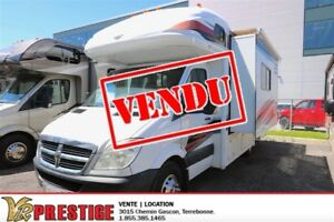 2010 Fleetwood Vendu/Sold Quest 24L