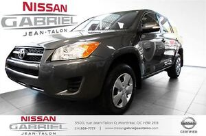2012 Toyota RAV4 Base I4 2WD NO ACCIDENT/ONE OWNER/CLEAN CAR/LOW