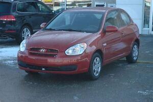 2009 Hyundai Accent GL + AUTOMATIQUE + AC West Island Greater Montréal image 6