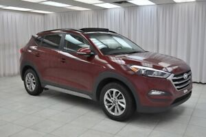 2018 Hyundai Tucson BEAUTIFUL!! SE AWD SUV w/ HEATED LEATHER SEA