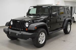 2008 Jeep Wrangler RUBICON*UNLIMITED**2TOIT**DÉMARREUR/MAGS