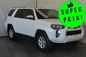 2016 Toyota 4Runner SR5 GPS+Cuir+Toit Ouvrant 7 Passagers