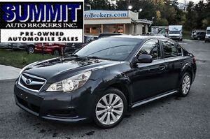 2012 Subaru Legacy 2.5i Limited Package (CVT)