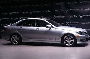 2013 Mercedes-Benz C300 4matic Sedan Premium Package, Sport Pack