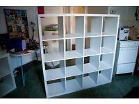 Ikea KALLAX Shelving Unit - White - Large