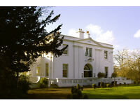 Experienced Supervisor wanted for beautiful venue in South East London SE21