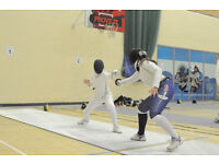 Try a new sport! Braveheart Fencing offers classes to all ages!