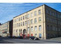 1 Bed 2nd Floor Flat Available to Rent in Bradford City Centre- Thornton Road, BD1- No Bond! 25yrs+