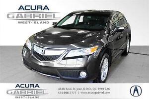 2013 Acura RDX 6-Spd AT AWD CERTIFIÉS+CUIR+TOIT+CAM&Eacut