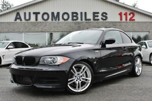 2011 BMW 1 Series 135i / M Sport Package / Dual Clutch / Echappe