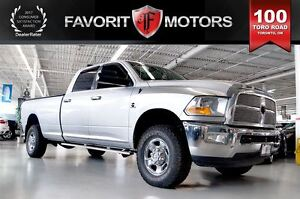2011 Ram 3500 SLT TURBO DIESEL 4X4 | TRUXPORT COVER | BACK CAM