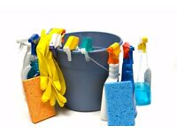 NEED HELP CLEANING?