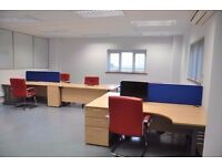 Bright and Spacious Modern Office to rent close to Ely. Great Facilities and Location!