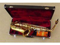 Yamaha Eb Alto Saxophone