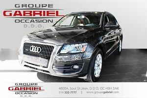 2011 Audi Q5 3.2 QUATTRO PREM * PANORAMIC ROOF * HEATED REAR SE