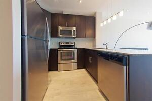 Furnished One Bedroom + Den Condo Suite - Downtown Kitchener