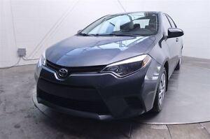 2014 Toyota Corolla CE A/C