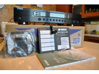 For sale Yamaha TX-497 Stereo Tuner like new with box