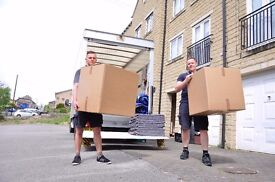 Hull removal company offering house and business removals, Man and Van services