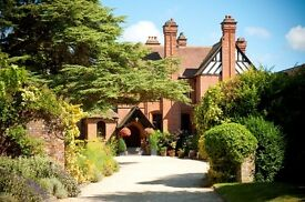 Room Attendant, stunning New Forest hotel & spa