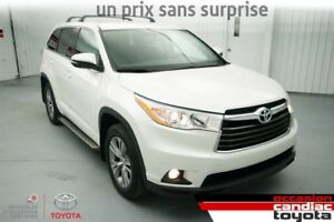 2014 Toyota Highlander LE * AWD * MAGS * MARCHE PIED * AILERON *